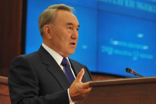 Назарбаев не поддерживает противостояние Запада и России