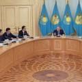 Президент провел совещание повопросам ускоренной модернизации экономики