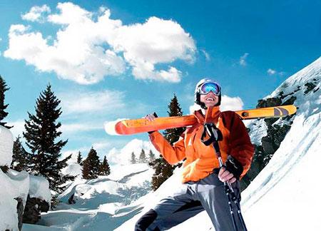 Сколько стоит встать на лыжи?