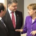 В плане Меркель и Олланда есть уступки для ДНР и ЛНР