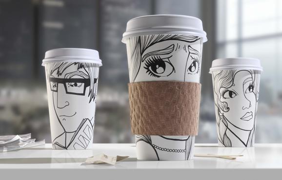 ВВеликобритании предложили ввести налог наодноразовые стаканы для кофе