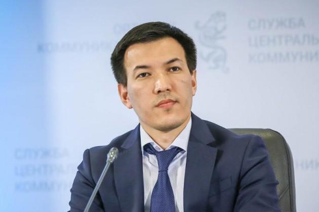 Азамат Майтиев освобожден от должности главы антимонопольного комитета