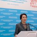 ЦИК зарегистрировал Данию Еспаеву кандидатом в Президенты