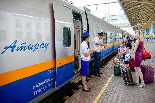 Казахстанские города свяжут скоростные поезда