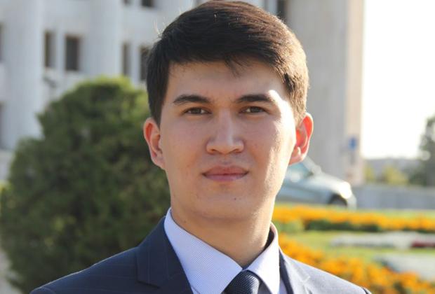 Укибай Нурпеисов возглавил «Астана жастары»