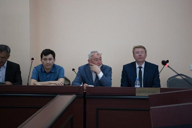 Обвинение просит для Сейтказы Матаева 6 лет и 8 месяцев колонии