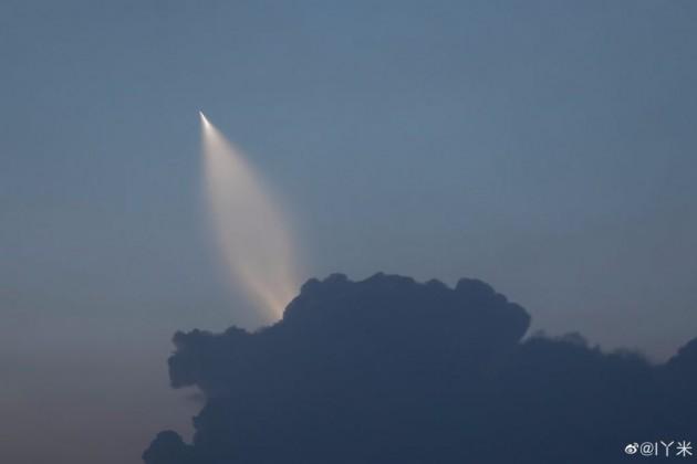 Китай испытал новую баллистическую ракету