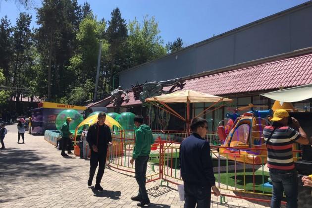 Департамент госдоходов начал проверки впарках Алматы