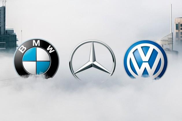 Еврокомиссия начала расследование против BMW, Daimler иVolkswagen