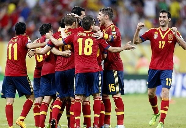 Бразилия встретится с Испанией в финале Кубка конфедераций