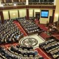 Кабмин принял проект о реализации трехлетнего бюджета РК