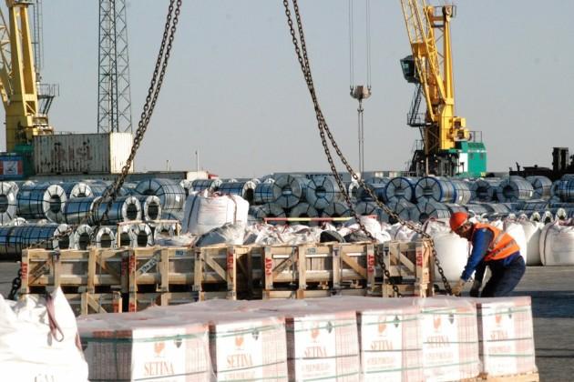 Вморпорту Актау ожидают увеличения грузопотока