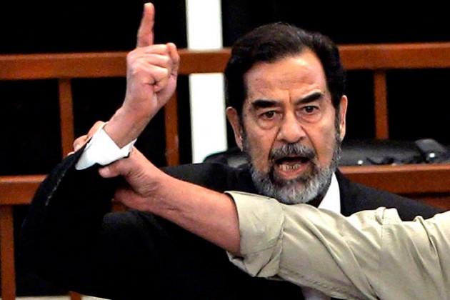 Франция не хочет возвращать Ираку миллионы Саддама