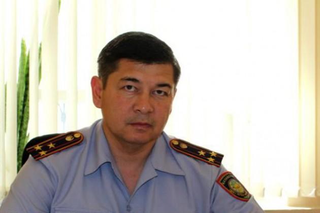 В ЗКО представили главу местной полиции