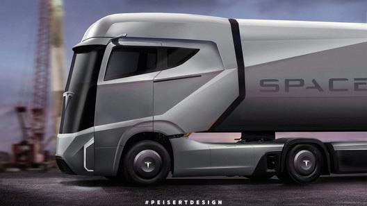 Tesla займется выпуском грузовиков