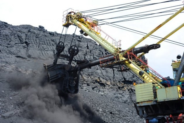 Вдобычу угля инвестируют почти 197млневро