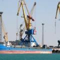 Морпорт Актау становится популярными воротами в Казахстан