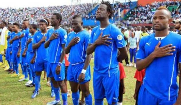 Сборная Сьерра-Леоне не сыграет на Кубке Африки из-за Эболы