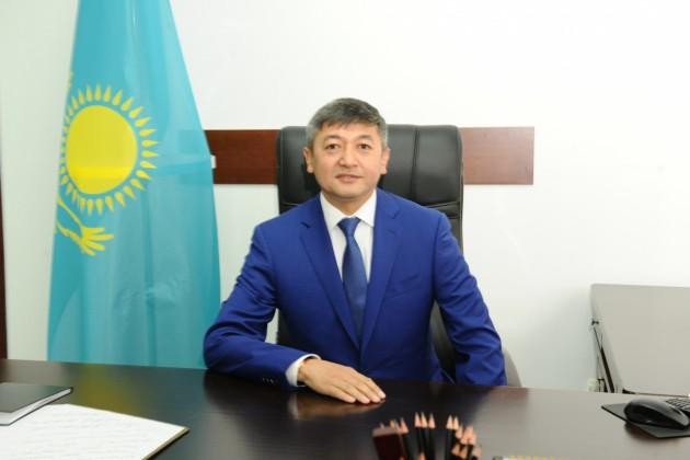 Акан Абдуалиев стал заместителем акима Алматинской области