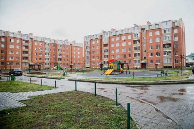 В Костанае вручили ключи по программе арендного жилья КИК