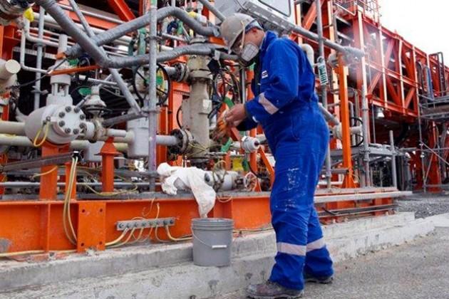 Газопровод на Кашагане обследован спецснарядом