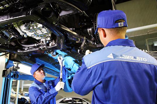 Рынок легковых автомобилей за год в РК составил $1,9 млрд.