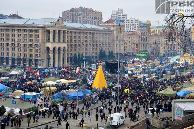 В Украине оппозиция освобождает административные здания