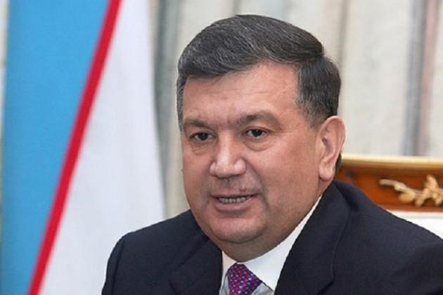 Назначен временно исполняющий обязанности президента Узбекистана