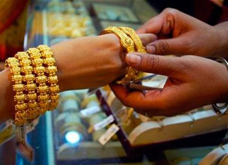 В магазинах Индии продали рекордное количество золота
