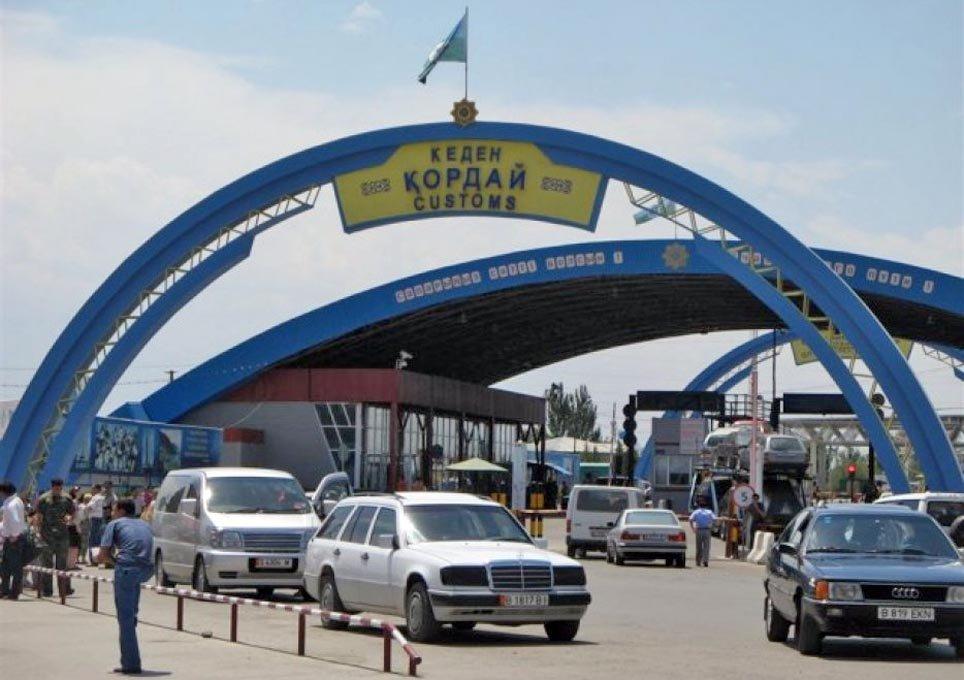задумались какая граница работает между казахстаном и узбекистаном Нажми кнопку