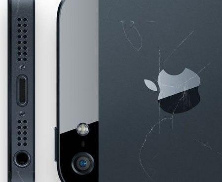 В iPhone5 выявлены недостатки с камерой