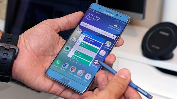 Samsung будет продавать отремонтированные Galaxy Note 7в Индии иВьетнаме