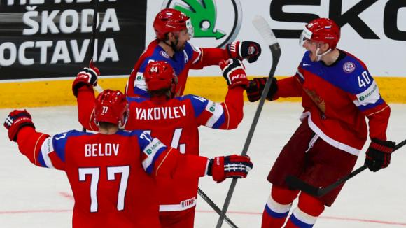 Завершился групповой этап чемпионата мира по хоккею