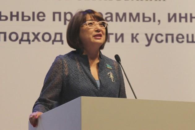 Бырганым Айтимова: Несознательных депутатов унас нет
