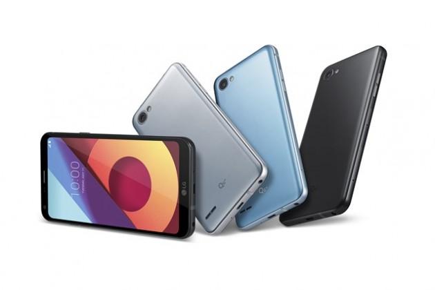 LGQ6представляет дисплей FULLVISION вновой линейке смартфонов