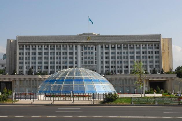 Вакимате Алматы опровергли слухи осмене акима