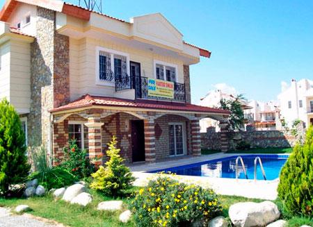 Митинги не повлияли на рынок недвижимости в Турции