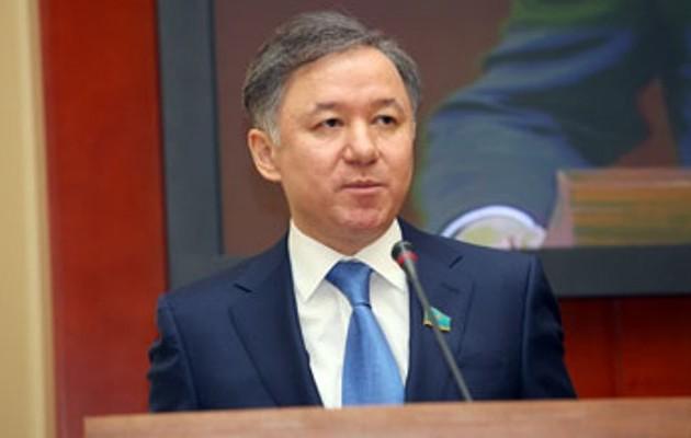 Нигматулин стал главой межпарламентской ассамблеи ЕврАзЭС
