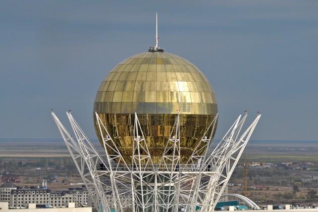Умная Астана обойдётся стране в 3 млрд.