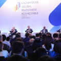 Бакытжан Сагинтаев пригласил вКазахстан талантливую молодежь