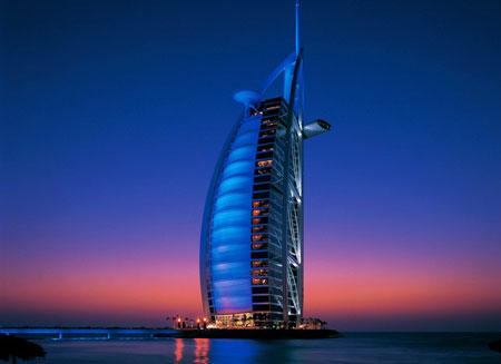 Самые дорогие отели мира в Дубаи и Женеве