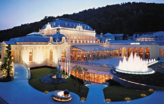 Баден-Баден: Летняя резиденция Европы