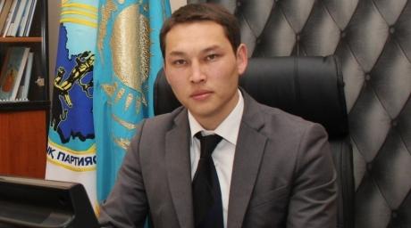 Санжар Бокаев покидает акимат Алматы