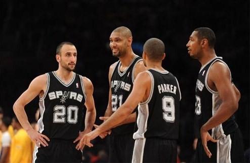 «Сан-Антонио» приблизился к победе в финале НБА