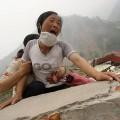 Землетрясение в Китае унесло жизни уже 89 человек