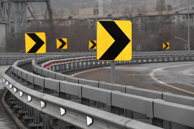 Три транспортные развязки сдадут в Алматы до конца года