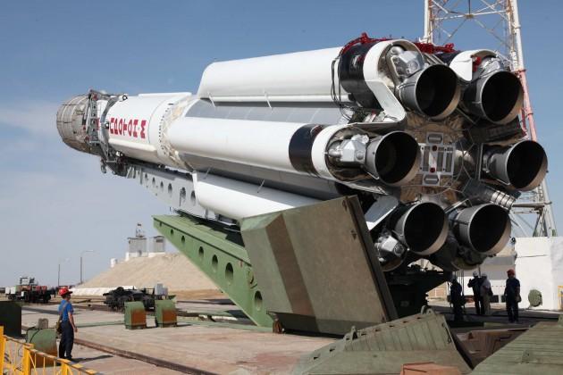Космический год на Байконуре начнется в конце января