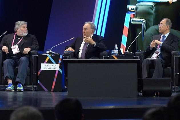 Президент: Качество такого развития мира вызывает большие вопросы