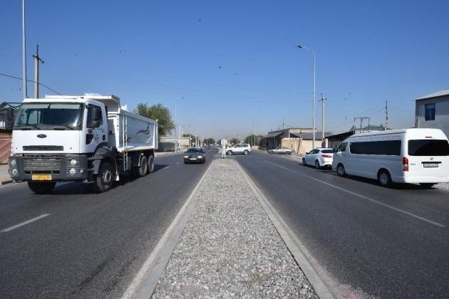 В Туркестанской области отремонтируют тысячу километров дорог