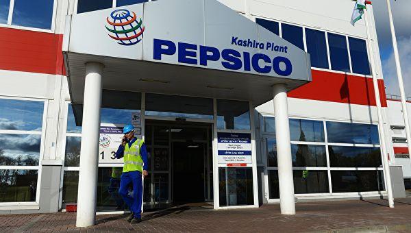 Чистая прибыль PepsiCo увеличилась на 9% в первом полугодии